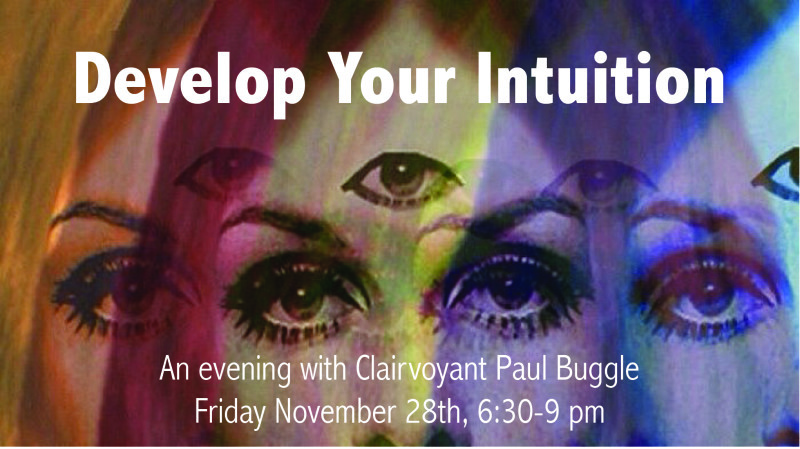 Develop Your Intuition Banner