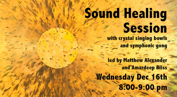 Healing-Sound-Session